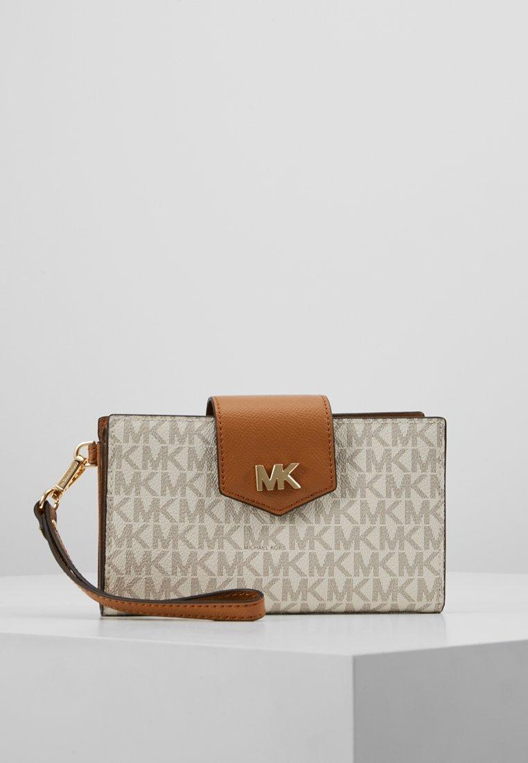 MICHAEL Michael Kors - SNAP WRISTLET - Wallet - vanilla