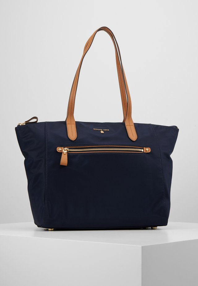 KELSEY - Shopping bag - admiral