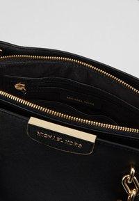 MICHAEL Michael Kors - ROCHELLE SATCHEL - Handbag - black - 4
