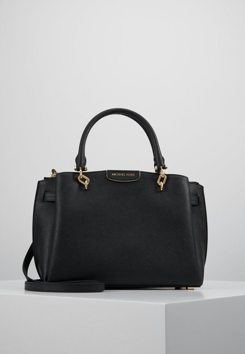 MICHAEL Michael Kors - ROCHELLE SATCHEL - Handbag - black