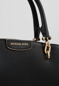 MICHAEL Michael Kors - ROCHELLE SATCHEL - Handbag - black - 6