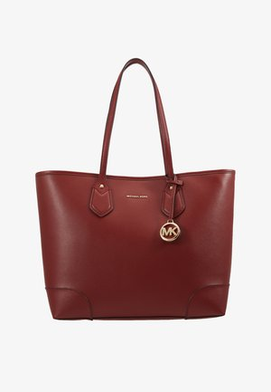 SAYLOR TOTE - Shopping Bag - brandy