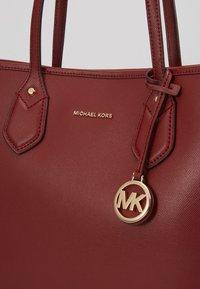 MICHAEL Michael Kors - SAYLOR TOTE - Tote bag - brandy - 6
