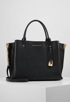 ARIELLE SATCHEL - Sac à main - black