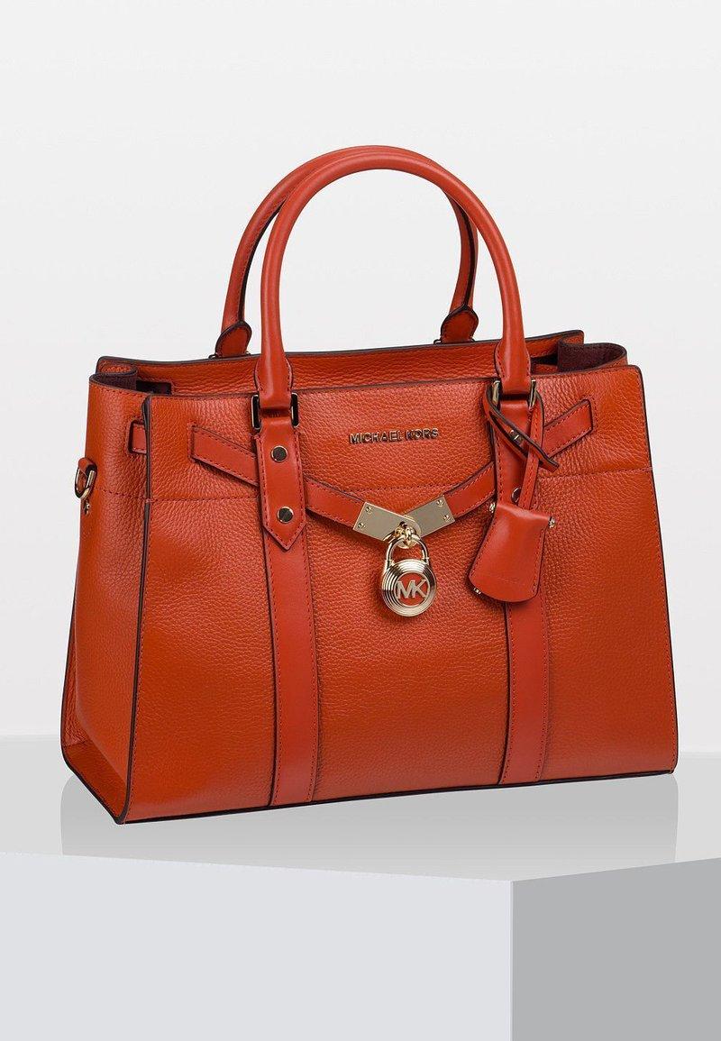 MICHAEL Michael Kors - HAMILTON LEGACY - Shopping Bag - burnt orange