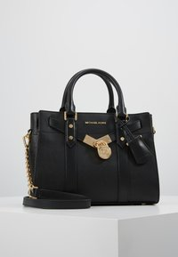 MICHAEL Michael Kors - HAMILTON LEGACY SATCHEL - Handbag - black - 0