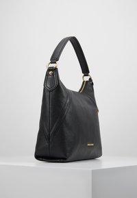MICHAEL Michael Kors - ARIA PEBBLE  - Handbag - black - 3