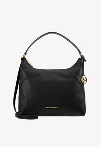 MICHAEL Michael Kors - ARIA PEBBLE  - Handbag - black - 5