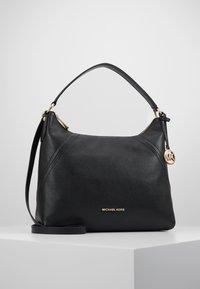 MICHAEL Michael Kors - ARIA PEBBLE  - Handbag - black - 0