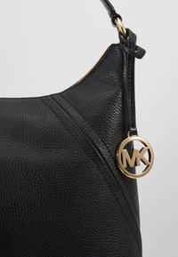 MICHAEL Michael Kors - ARIA PEBBLE  - Handbag - black - 6