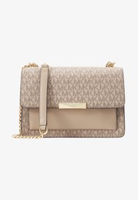 MICHAEL Michael Kors - GUSSET - Across body bag - truffle - 2