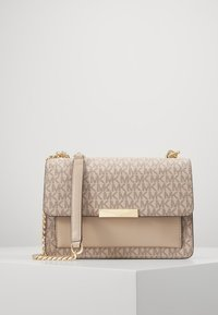 MICHAEL Michael Kors - GUSSET - Across body bag - truffle - 0