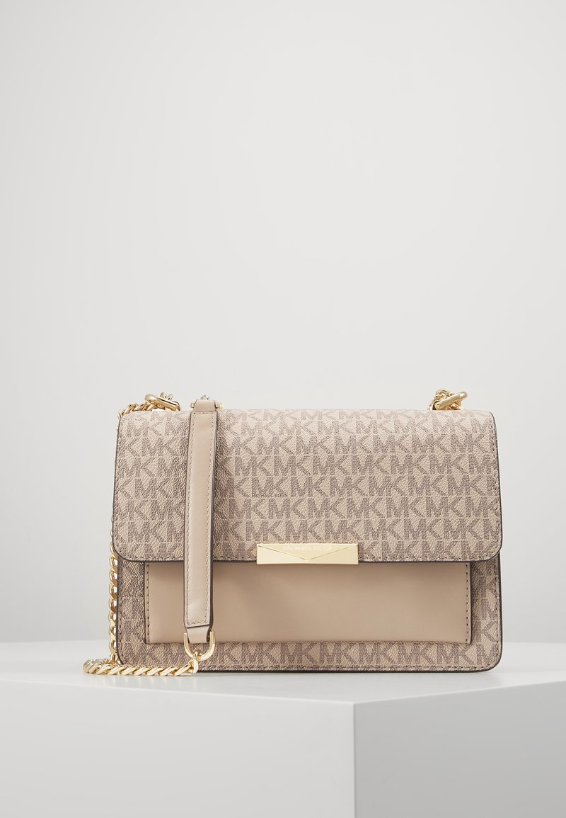 MICHAEL Michael Kors - GUSSET - Across body bag - truffle
