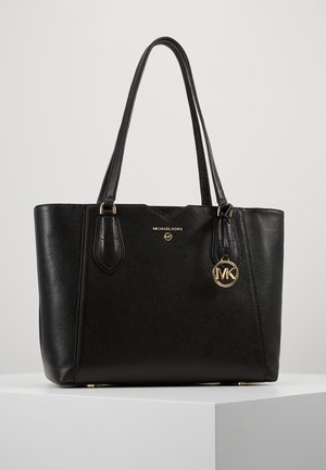 MAE TOTE MERCER PEBBLE - Handtas - black