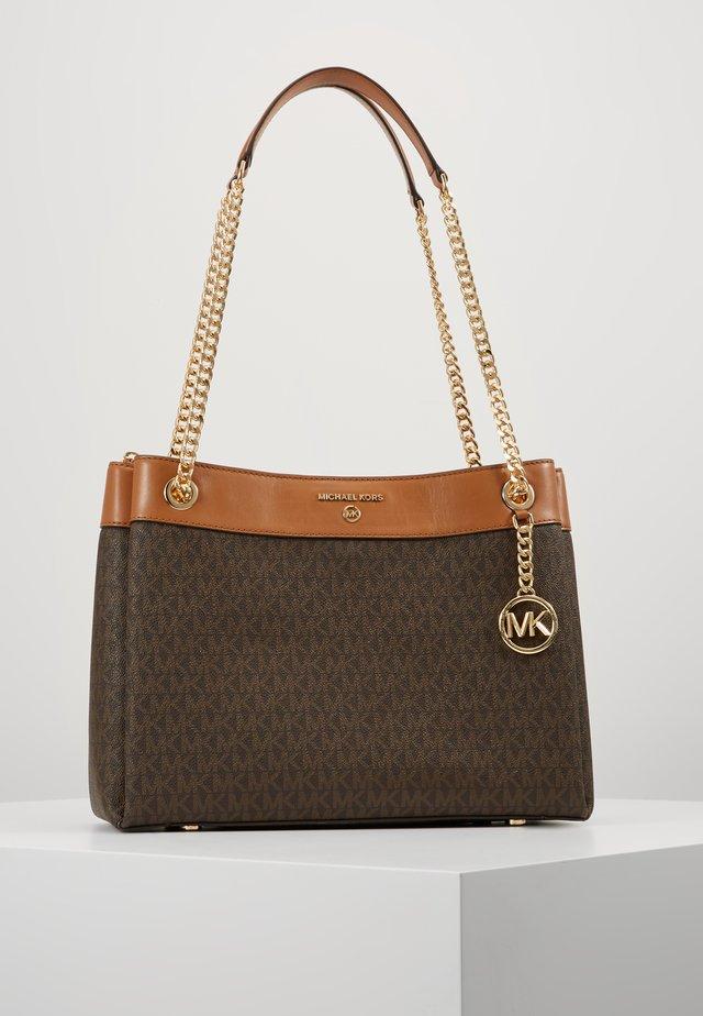 Käsilaukku - brown/acorn