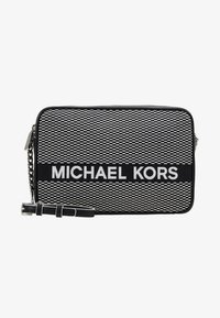 MICHAEL Michael Kors - Borsa a tracolla - black/optic white - 5