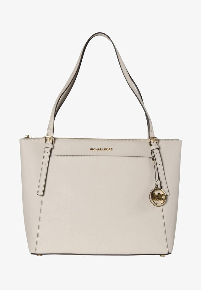 VOYAGER - Tote bag - offwhite