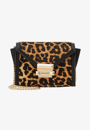 WHITNEY XS BELT BAG XBODY - Bandolera - brown