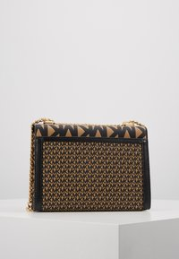 MICHAEL Michael Kors - MIXED SCALE PRINTED WHITNEY  - Handtasche - brown / black - 2