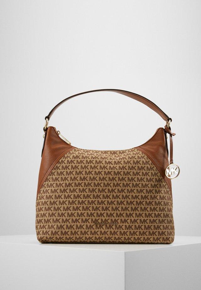 Handtasche - ebony