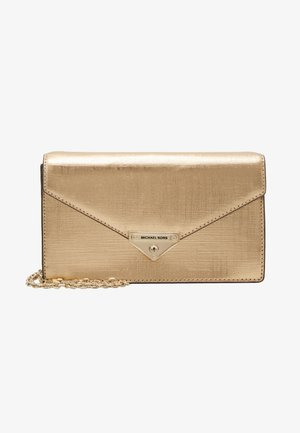 GRACEMD ENVELOPE - Clutches - pale gold-coloured