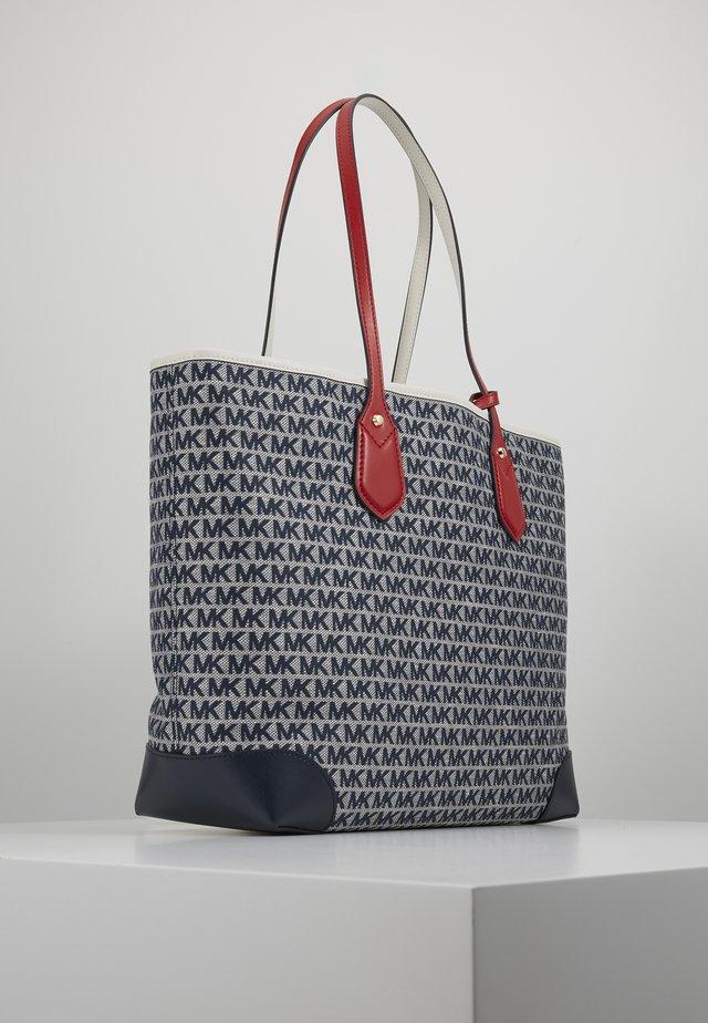 TOTEEVA SET - Shopping bag - ivory/multi