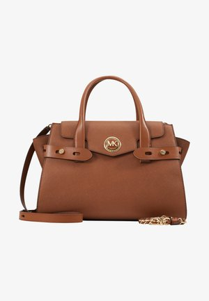 CARMENLG FLAP SATCHEL - Handtas - luggage