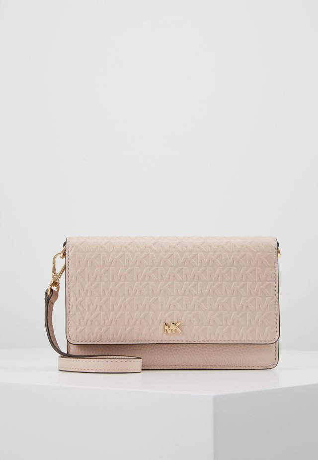 MOTTPHONE CROSSBODY - Wallet - soft pink