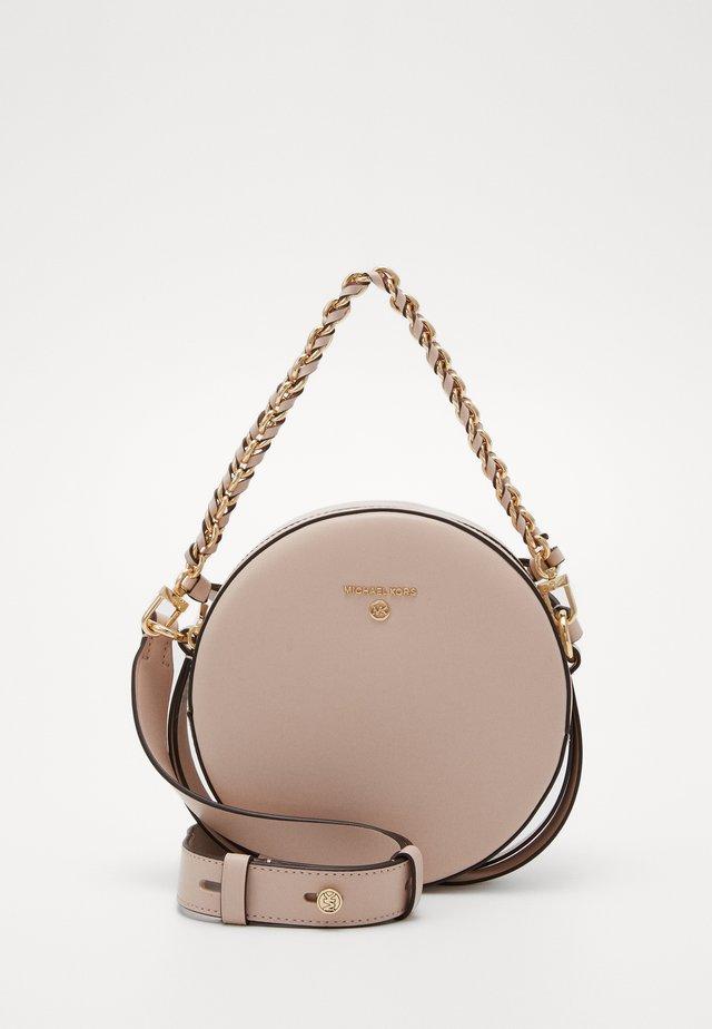 CIRCLE XBODY - Handbag - soft pink