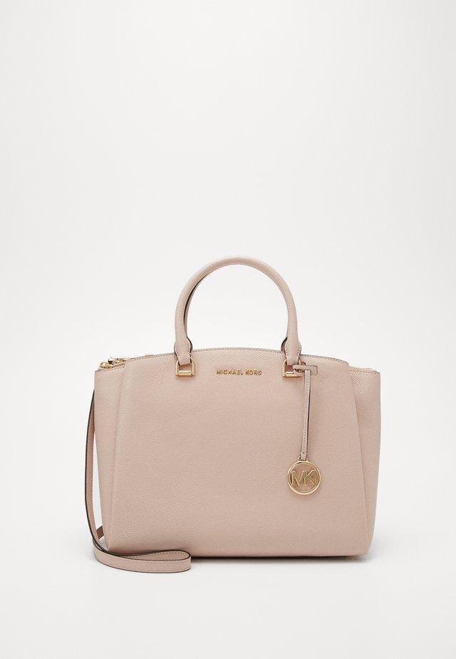 SATCHEL - Handtas - soft pink