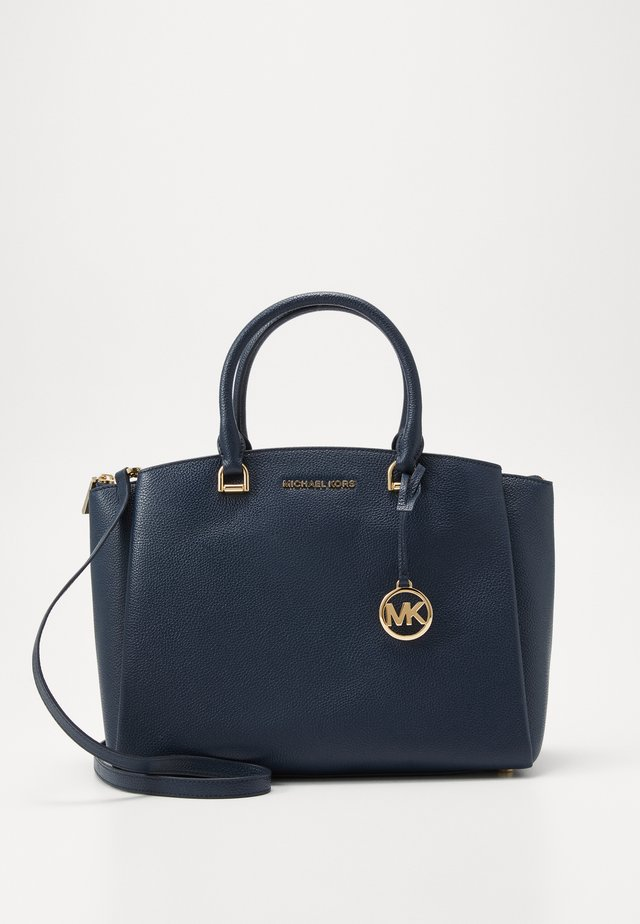 SATCHEL - Handbag - navy