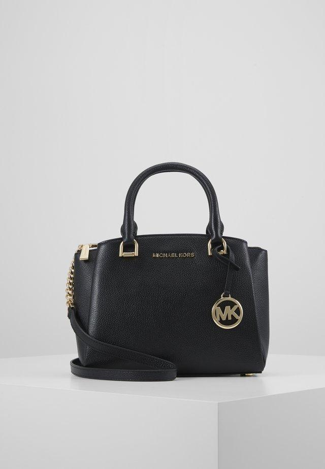 MESSENGER - Håndtasker - black