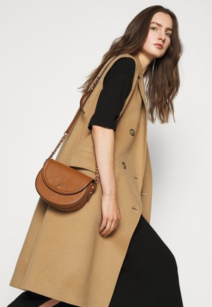 JET SET DOME - Sac bandoulière - tan