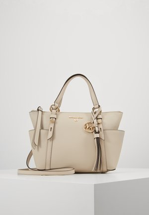 TOTE SAFFIANO - Handbag - light sand