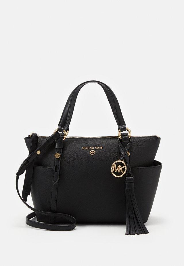 TOTE - Handtasche - black