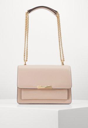 JADELG GUSSET - Handtas - soft pink