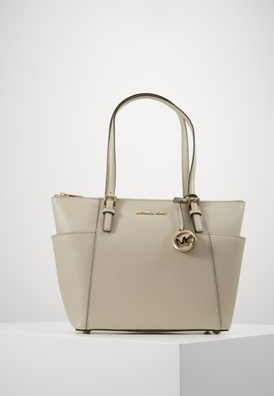 JET SET ITEM TOTE - Bolso de mano - light sand