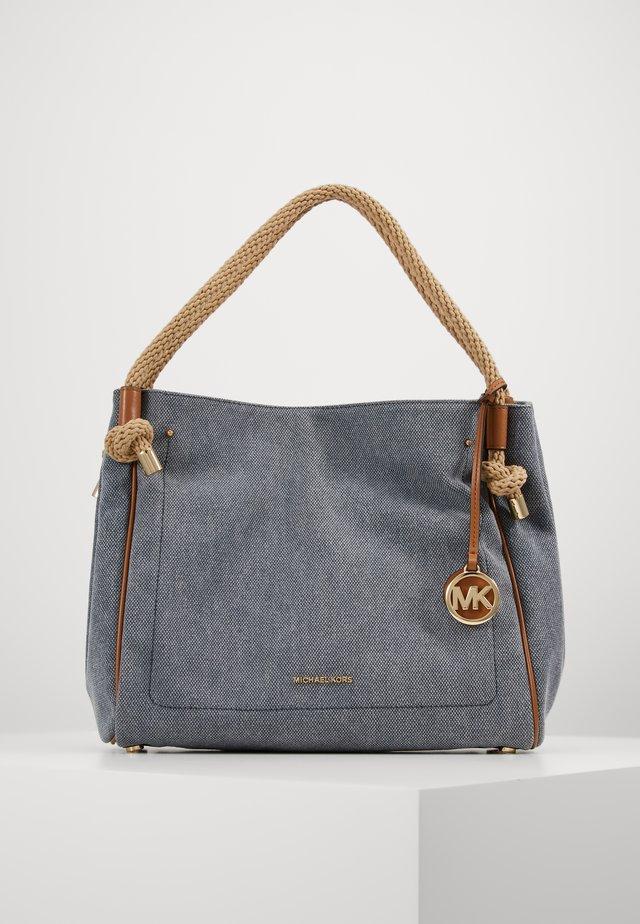 GRAB BAG - Handtasche - navy