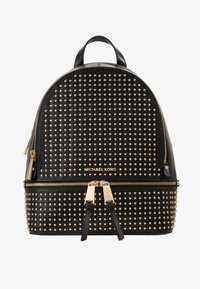 MICHAEL Michael Kors - RHEA ZIP BACKPACK - Reppu - black - 1