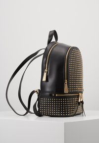 MICHAEL Michael Kors - RHEA ZIP BACKPACK - Reppu - black - 4