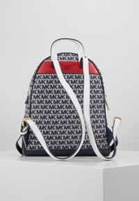 MICHAEL Michael Kors - BACKPACKRHEA ZIP - Rucksack - ivory/multi - 2