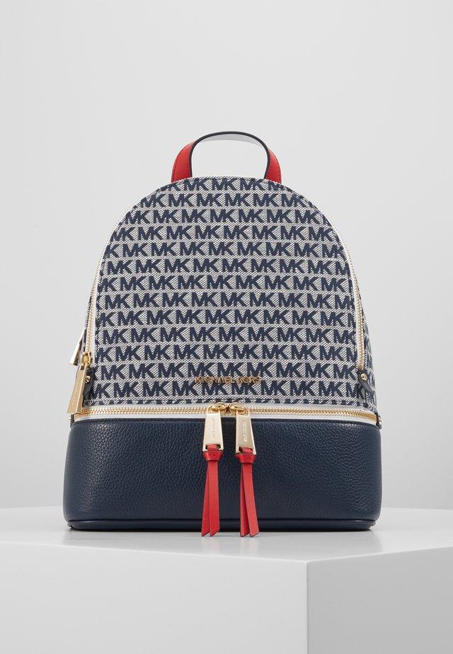 BACKPACKRHEA ZIP - Plecak - ivory/multi