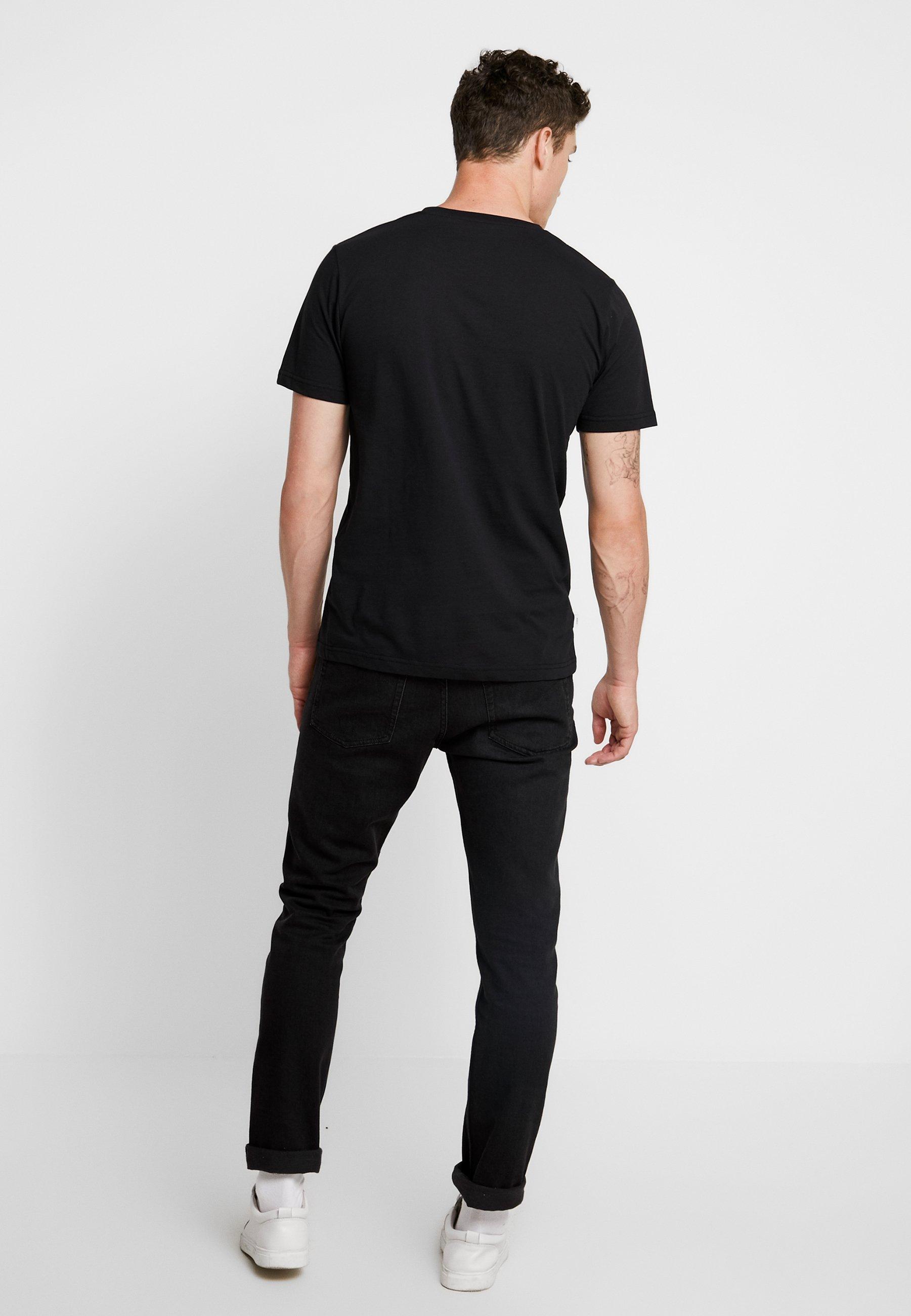 Makia SCOPE - T-shirt imprimé - black