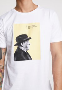 Makia - AALTO - T-shirts print - white - 5