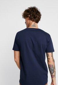 Makia - AALTO - T-shirts print - dark blue - 2