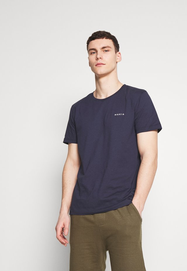 TRIM - T-Shirt print - dark blue