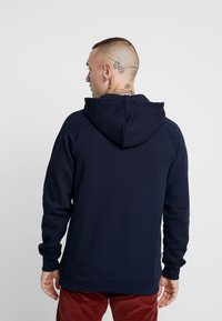 Makia - VASE HOODED - Luvtröja - dark blue - 2