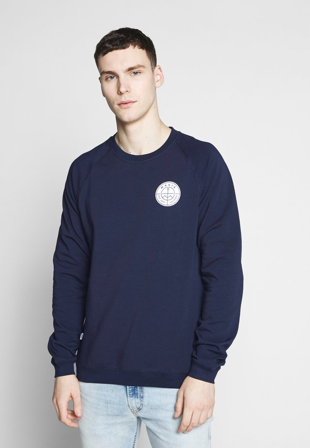 ESKER LIGHT - Sweatshirt - dark blue