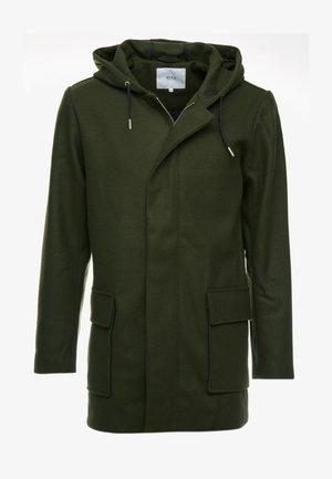 CANAL JACKET - Short coat - moss