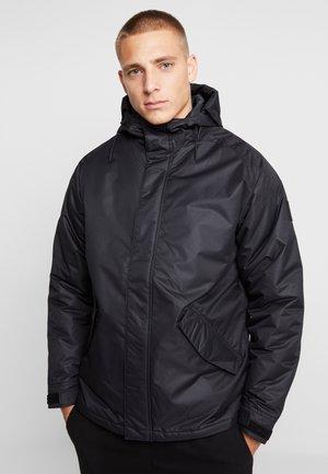 POLAR JACKET - Lehká bunda - black